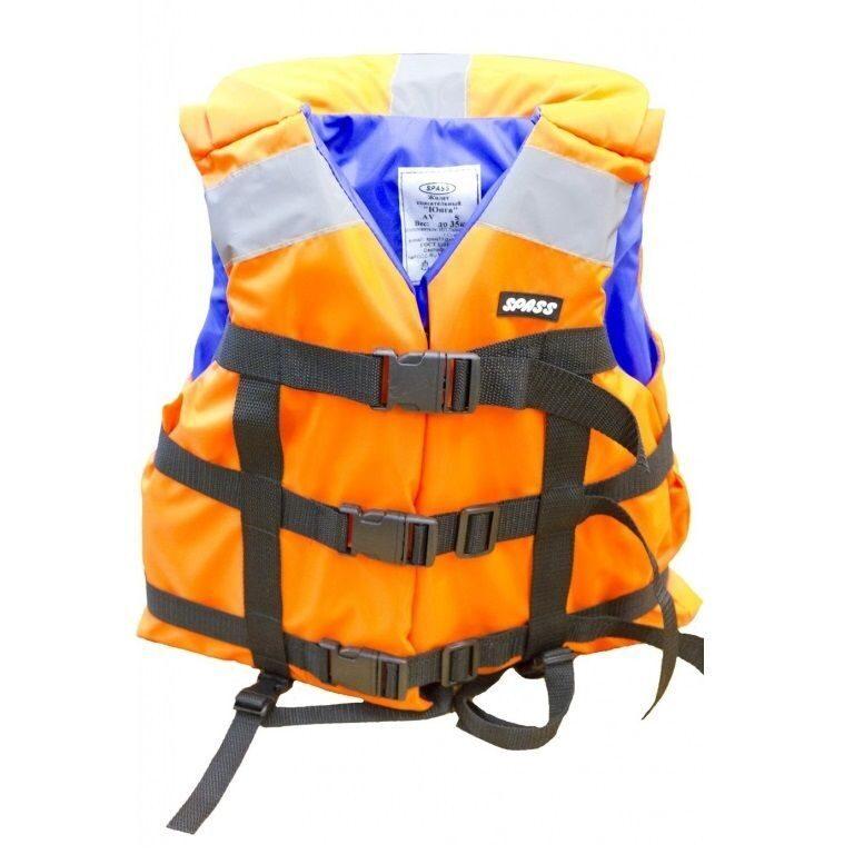 спасательный жилет для лодки глобус